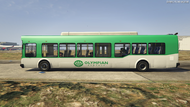 AirportBus GTAVpc Side