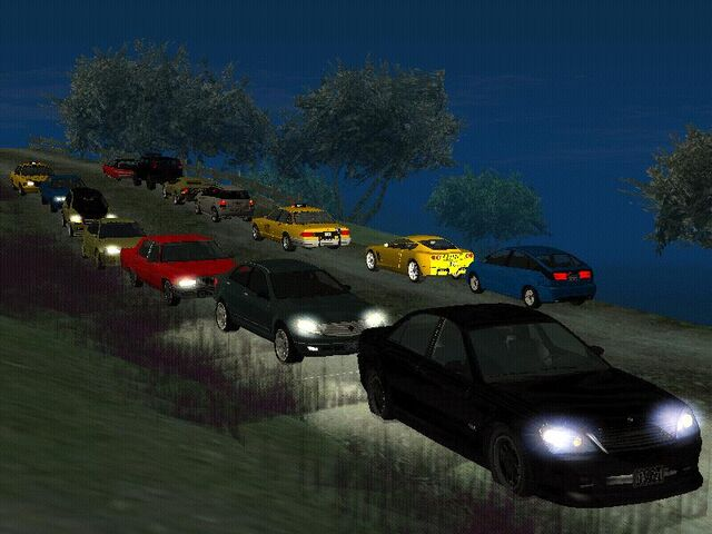 File:GTA IV Traffic sa2.jpg