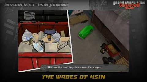 GTA Chinatown Wars - Walkthrough - Mission 53 - The Wages of Hsin