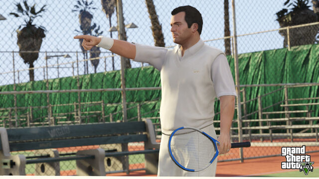 File:GTAV Michael Tennis.jpg