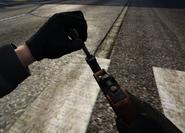 Marksman Pistol reloading GTA V