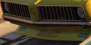 Stallion Stock Car GTAV 8thGen Declasse Decal