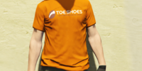 Toe Shoes T-Shirt