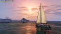 BoatSunset-GTAV