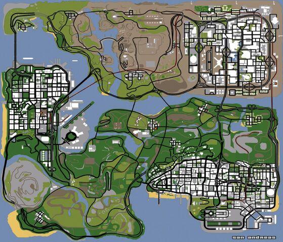 File:PoolCue-LocationsMap-GTASA.jpg