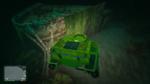 Wreck Tanker GTAV Bow
