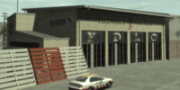 Francis International Airport Fire Station
