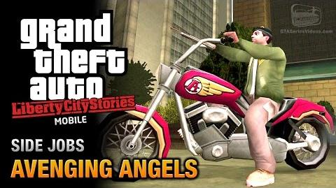 GTA Liberty City Stories Mobile - Avenging Angels