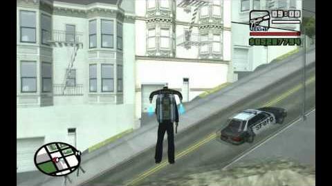 GTA San Andreas Texture Bug Compilation 2