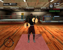 Gym-GTASA-dumbbells