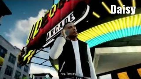 GTA The Ballad of Gay Tony Random Characters- Daisy