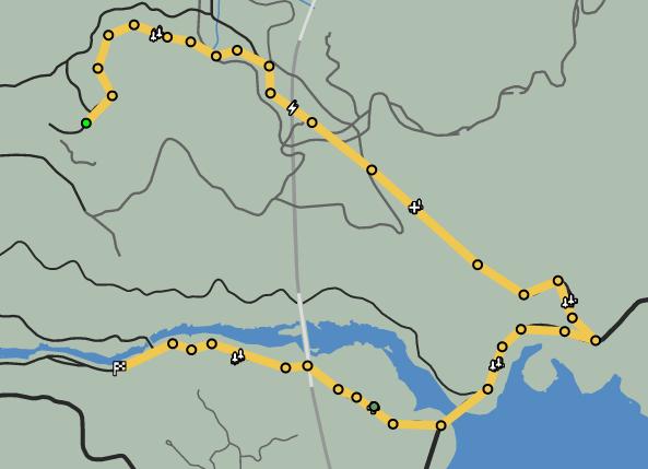 Cult Following GTAO Race Map