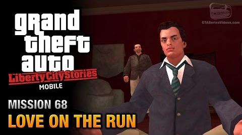 GTA Liberty City Stories Mobile - Mission 68 - Love on the Run