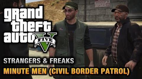 GTA 5 - Minute Men (Civil Border Patrol) 100% Gold Medal Walkthrough