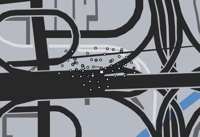 Railyard Deathmatch GTAO Map