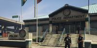 La Mesa Police Station