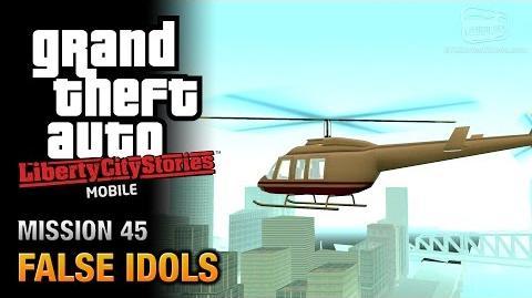 GTA Liberty City Stories Mobile - Mission 45 - False Idols