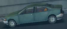 GTA3 Teal Kuruma
