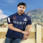 Javier Madrazo GTA V