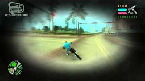 GTA Vice City Stories - Walkthrough - Mission 43 - Purple Haze