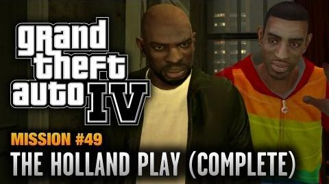 GTA 4 - Mission 49 - The Holland Play Complete (1080p)