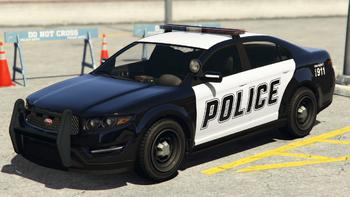 police car - Gta 5 Police Cars