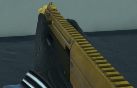 File:SMG Gold GTA V.png
