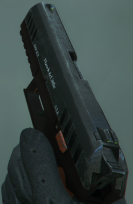 File:Combat Pistol Orange GTA V.png