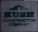 Rush Construction Company Logo
