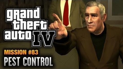 GTA 4 - Mission 83 - Pest Control (1080p)