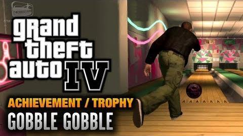 GTA 4 - Gobble Gobble Achievement Trophy (1080p)