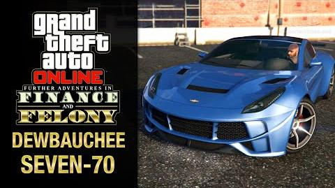 GTA Online Finance & Felony Update - Dewbauchee Seven-70
