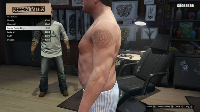 File:Tattoo Michael Left Arm GTAV Lucky Celtic Dogs.jpg