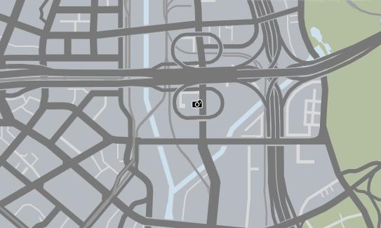 File:LaMesaPoliceStation-GTAV-Location.png