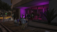 Society nightclub GTAV Open
