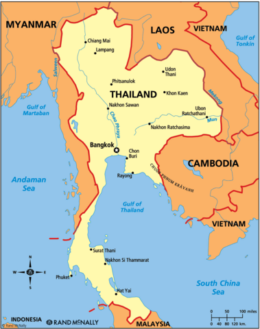 File:Map of Thailand.png