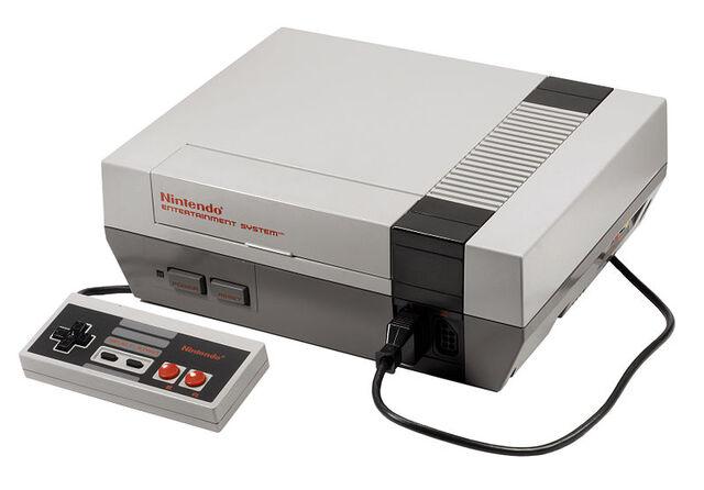 File:800px-NES-Console-Set.jpg