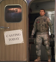 Director Mode Actors GTAVpc Military N MerryweatherCommander