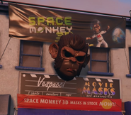 Space Monkey 3D GTAVe masks