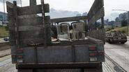 Scrap Truck Bed
