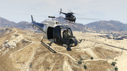 Chopper Tail-GTAO-Start Vantage Point Buzzard Tail