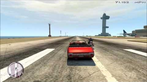 GTA IV - ABS Testing