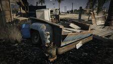 Vintage Truck Wreck