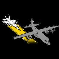 GTAO Flight School Escort cargo