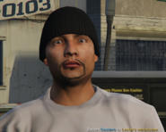 Gustavo GTAO Bust Out