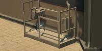 Window Cleaning Platform