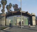 Vespucci Beach Police Station