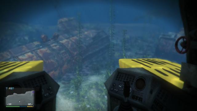 File:Wreck Submarine GTAV SubView.png