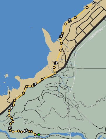 File:On The Trail GTAO Race Map.png