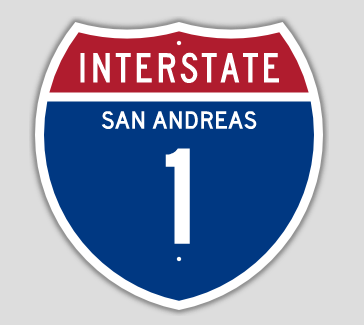 File:1957 Style Interstate 1 Shield.png